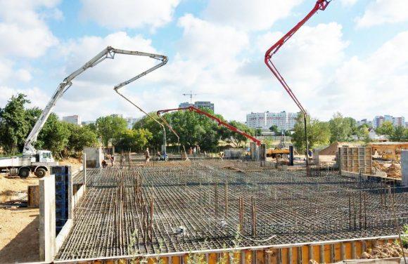 бетон и его составляющие